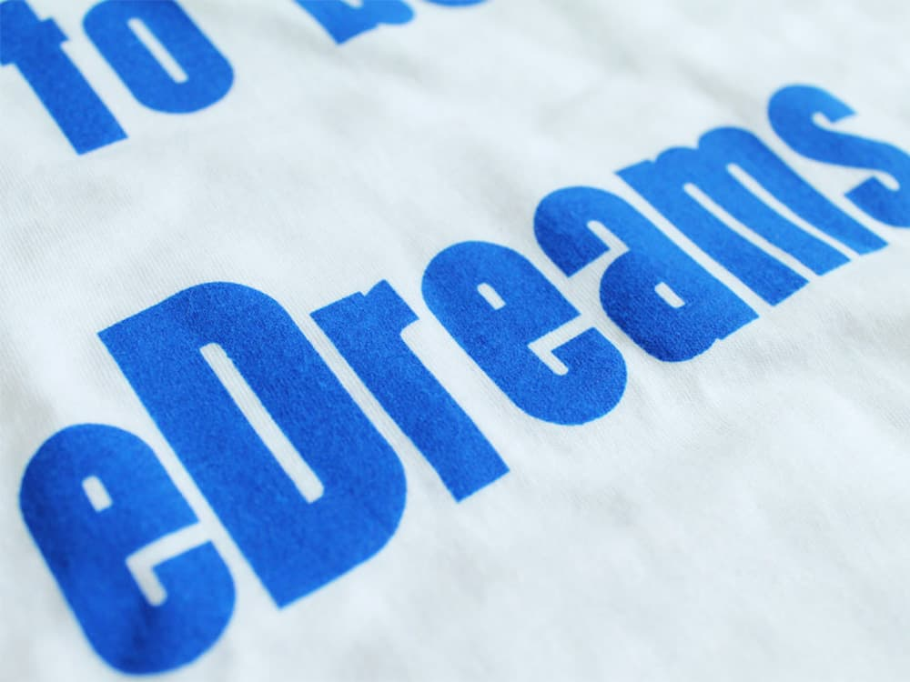 Sérigraphie sur t-shirt sur Metz